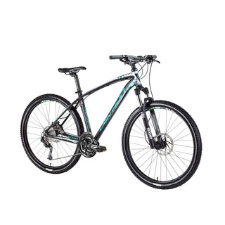 "Horský bicykel Devron Riddle H2.7 27,5"" - model 2016 - Black Malachite"