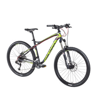 "Horský bicykel Devron Zerga D5.9 29"" - model 2016 - Black Fury"